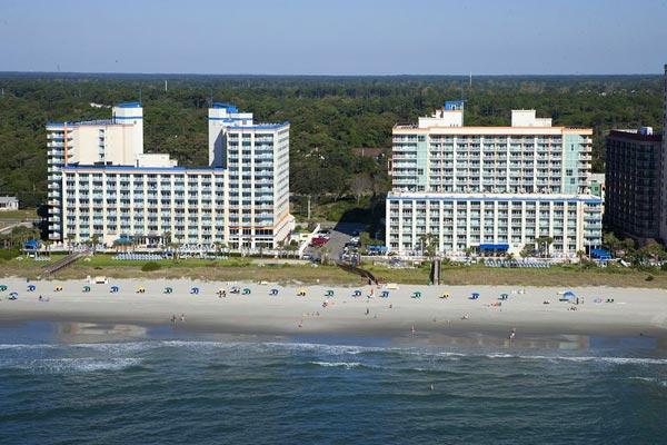 Dunes Village Resort - Myrtle Beach Hotels Water Parks