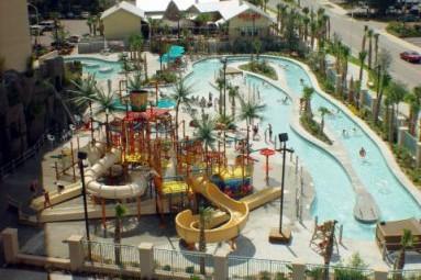 Water Park Resorts Myrtle Beach Lazy River Water Slides